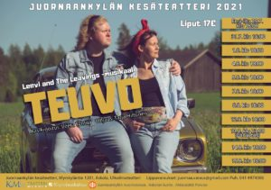 Kesäteatteri Teuvo @ Juornaankylän seuratalon piha
